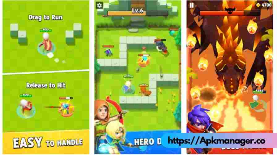 Archero Mod Apk v2.2.3 [Unlimited Cash, Games, God Mode, High Damage]
